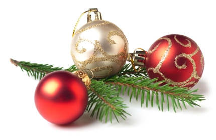 be no Christmas without Christmas decorations! Decors evoke Christmas