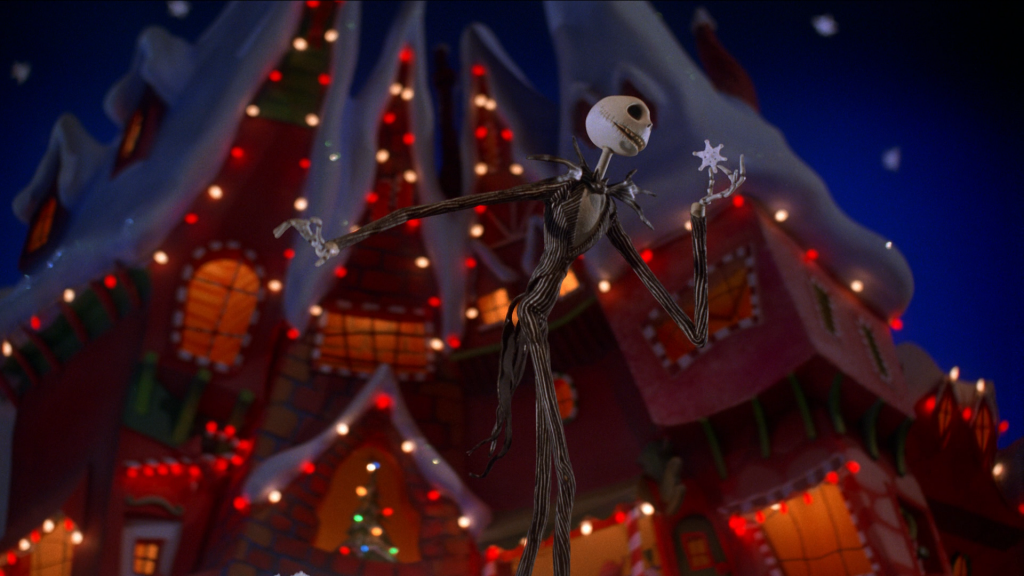 Best Animated Christmas Movies for Kids - Nightmare Before Christmas