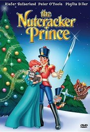 Best Animated Christmas Movies for Kids - Nutcracker Prince