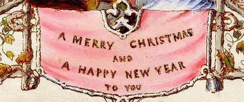 History of Christmas Card