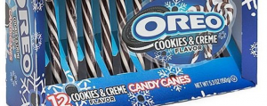Oreo Candy Canes are coming!