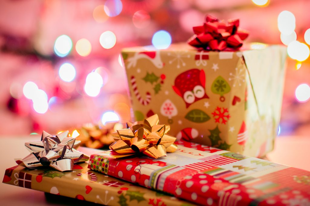 Christmas Morning Traditions - Gifts