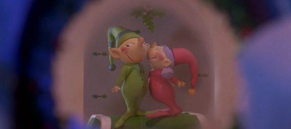 Mistletoe Kisses - Nightmare before Christmas