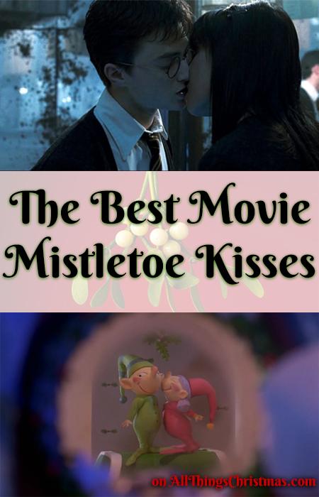 Best Movie Mistletoe Kisses on AllThingsChristmas.com