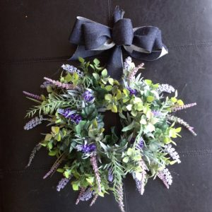 Victorian Christmas Decorations - Wreath 1