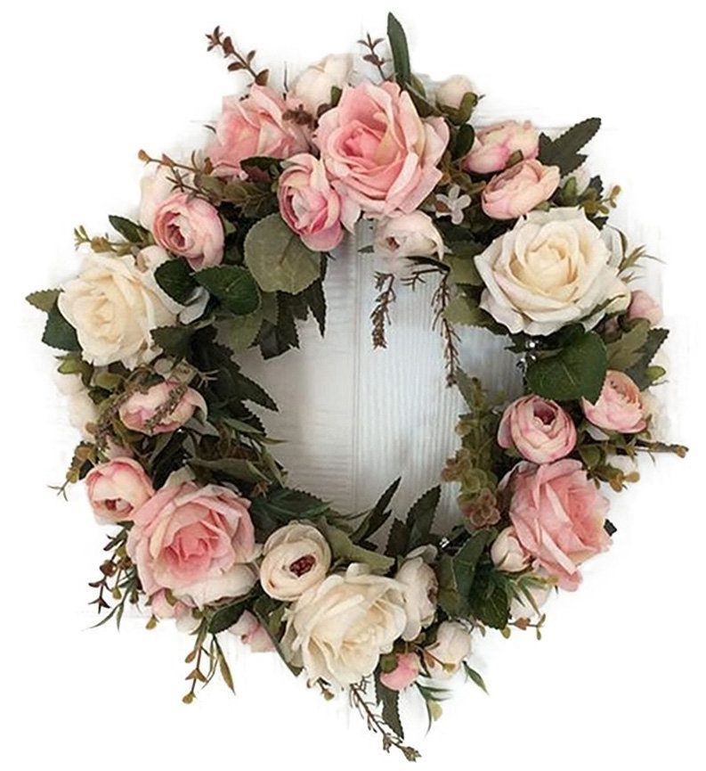 Best Summer Wreath Ideas Flowers