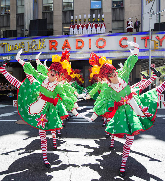 Christmas in New York City: Radio City Christmas Spectacular