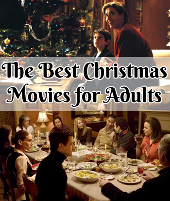 Best Christmas Movies for Adults
