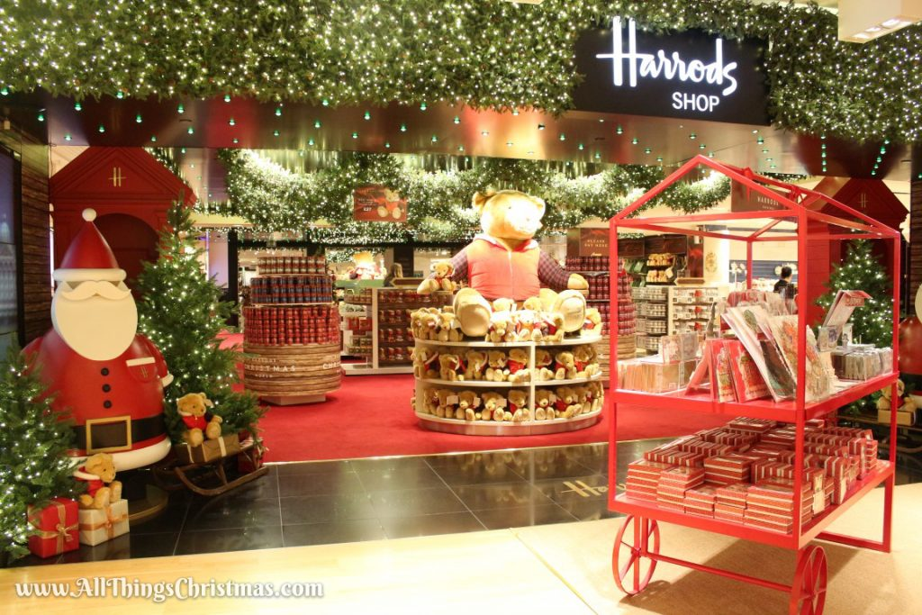 Harrods Christmas Worl