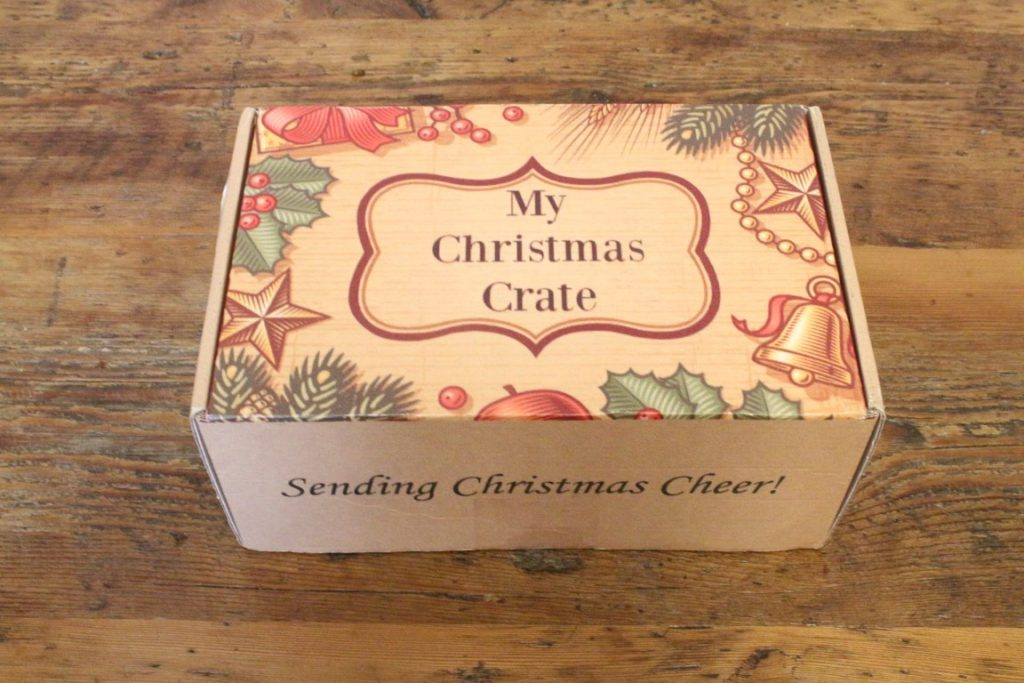 Monthly Christmas Box - My Christmas Crate