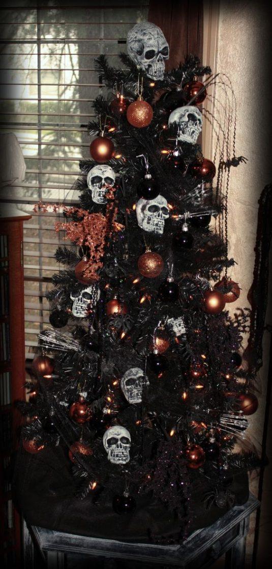 Best Halloween Christmas Tree Ideas 3