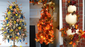 Best Fall Christmas Tree Ideas