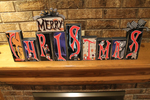 Nightmare before Christmas Decorations