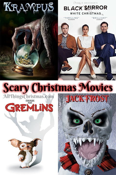 Best Scary Christmas Movies Halloween Holiday Horror