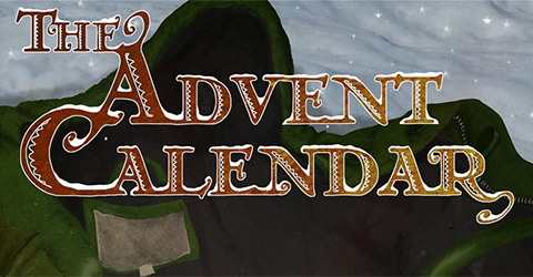 Christmas Book: The Advent Calendar & Giveaway