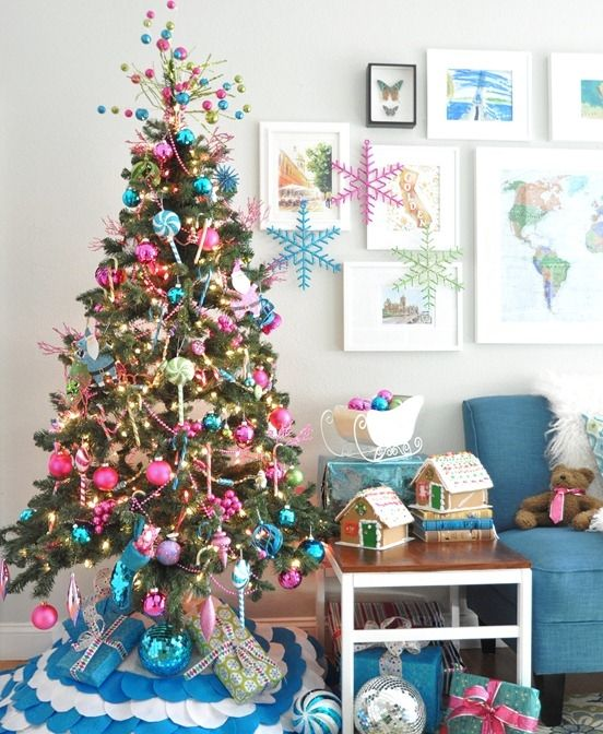 Best Candy Christmas Tree Ideas