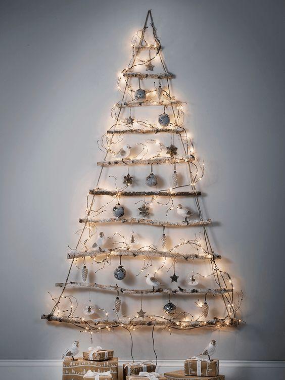Christmas Tree Decoration Ideas - Snow 7