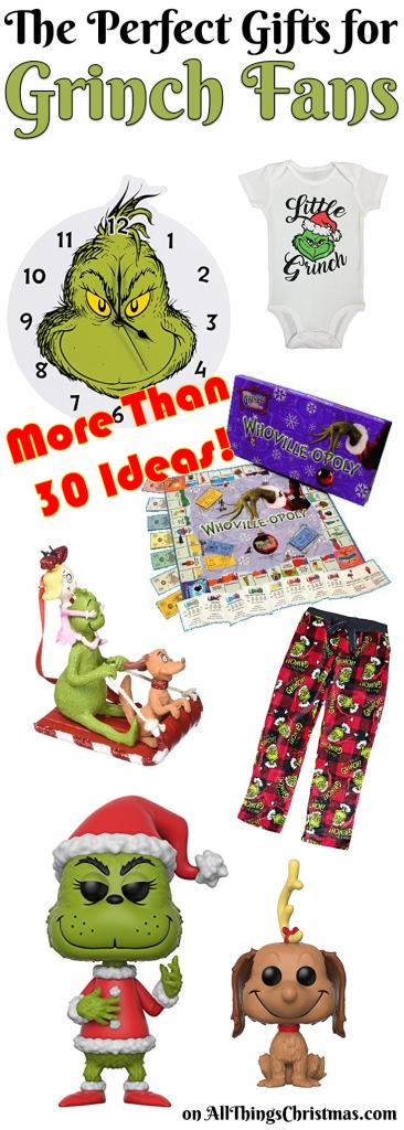 Grinch Gift Ideas