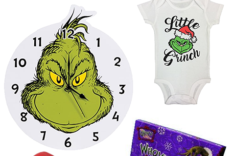 Christmas Gifts for Grinch Lovers