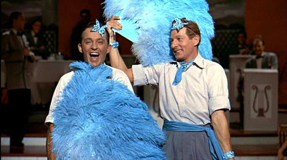 Things you didn't know about white christmas 1