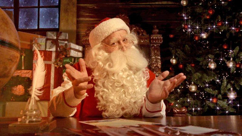 Personalised Santa Video by Elfi