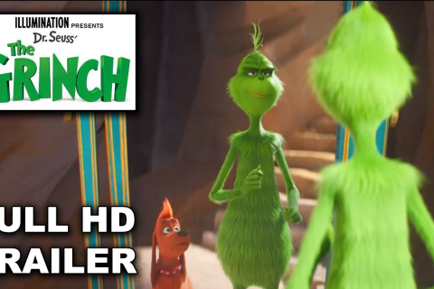 New 2018 Grinch Movie Trailer Review