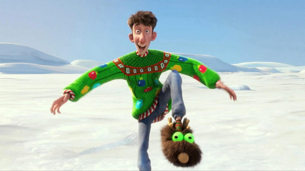 Best Animated Christmas Movies for Kids - Arthur Christmas