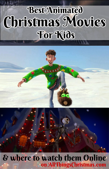 Best Animated Christmas Movies for Kids