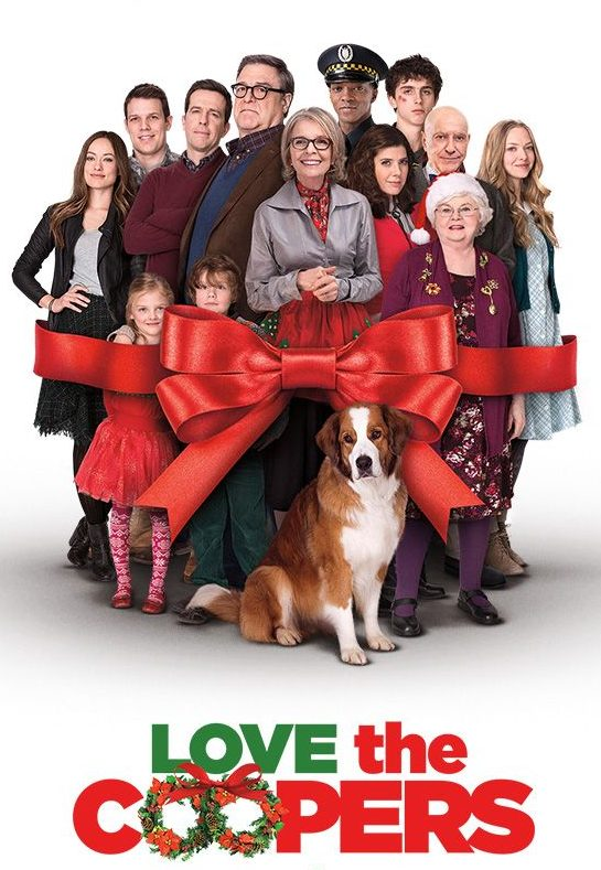 i wanted to love this film since its from the same team as family stone but it just didnt quite hit the same mark still worth a watch - Best Family Christmas Movies
