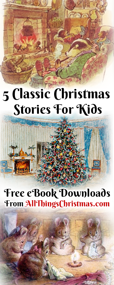 5 Classic Christmas Stories for Kids - Free eBooks