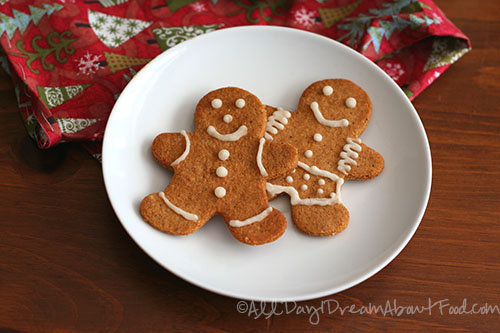 Gingerbread Recipe - Classic Low Carb Gluten Free