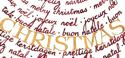 merry christmas in different languages - Merry Christmas In Greek Language
