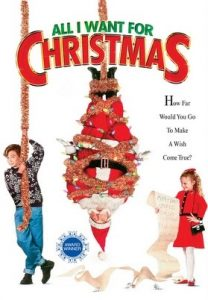 Best Christmas Movies for Kids - All I want for Christmas