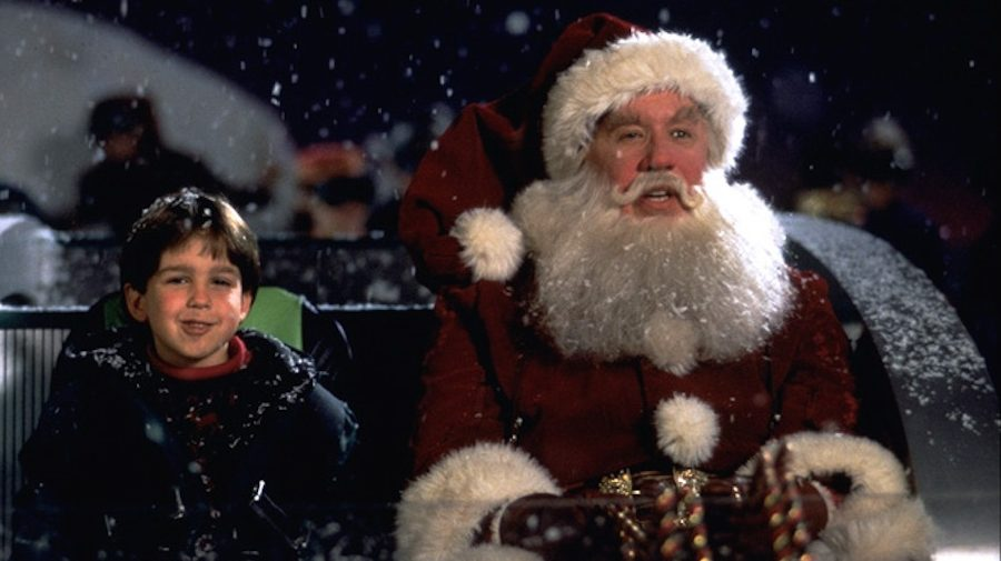 Best Christmas Movies for Kids - Santa Clause