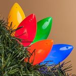 Vintage Christmas Tree Decorations - Lights LED