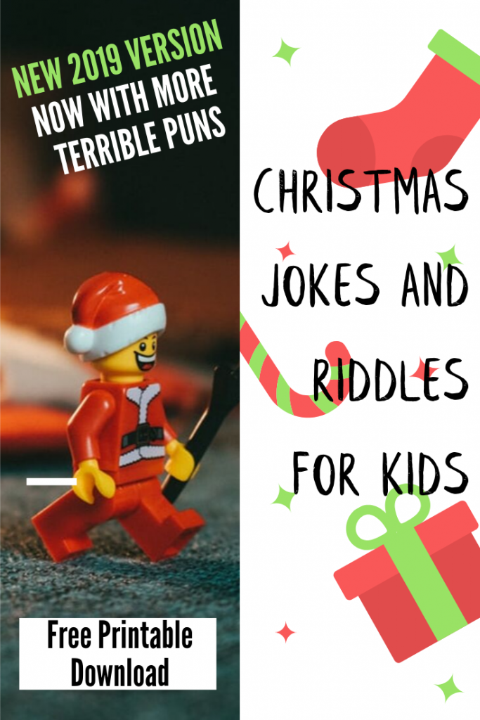 Funny Christmas Jokes for Kids, Christmas Riddles · All