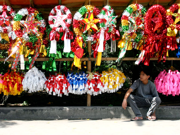 Christmas Traditions in Asia - Phillipines