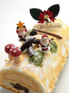 Christmas Celebrations in Japan - cake