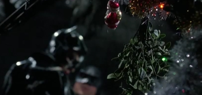 Mistletoe Kiss - Batman Returns