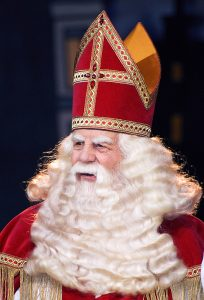 Names for Santa Claus around the World - Sinterklaas