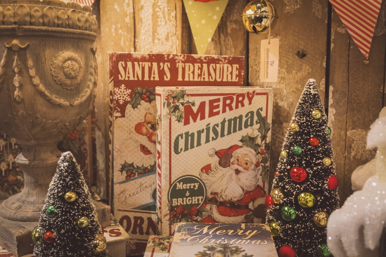 Vintage Christmas Decorations, 1950s Ornaments · All Things