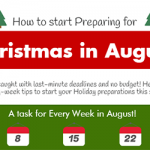 Christmas Preparations in August - Featured