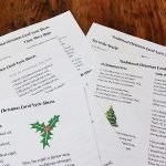 Free Christmas Carol Lyrics Download Printable
