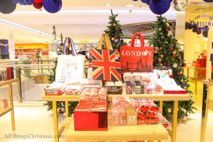 Selfridges Christmas Shop on AllThingsChristmas.com