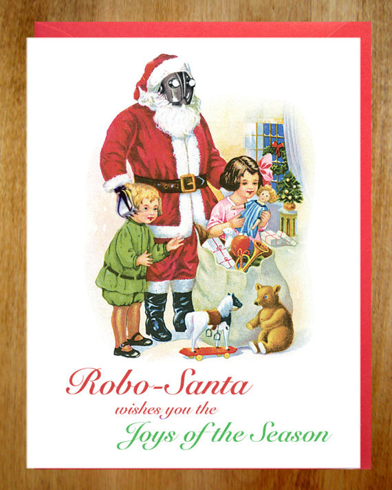 All Things Christmas Market - Holiday and Christmas Cards - Alternate Histories