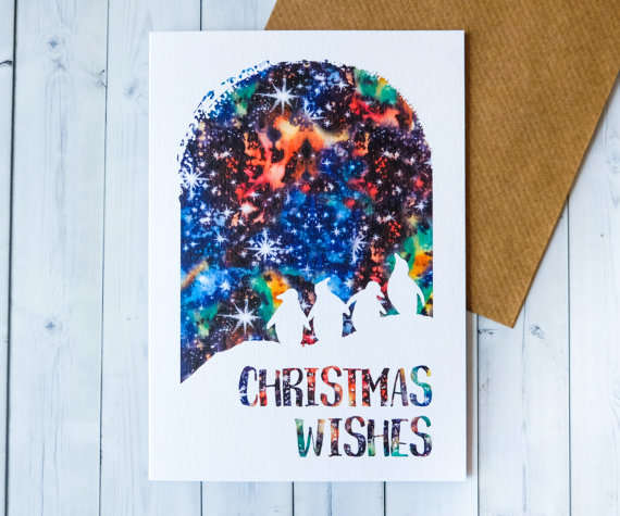 All Things Christmas Market Holiday Cards - Bookishly