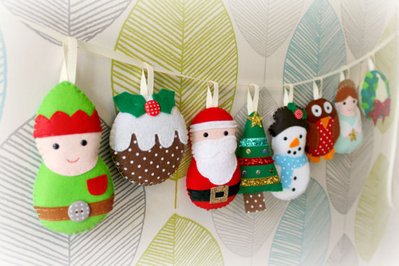 All Things Christmas Market Crafts and Creatives - Polly Chrome Crafts