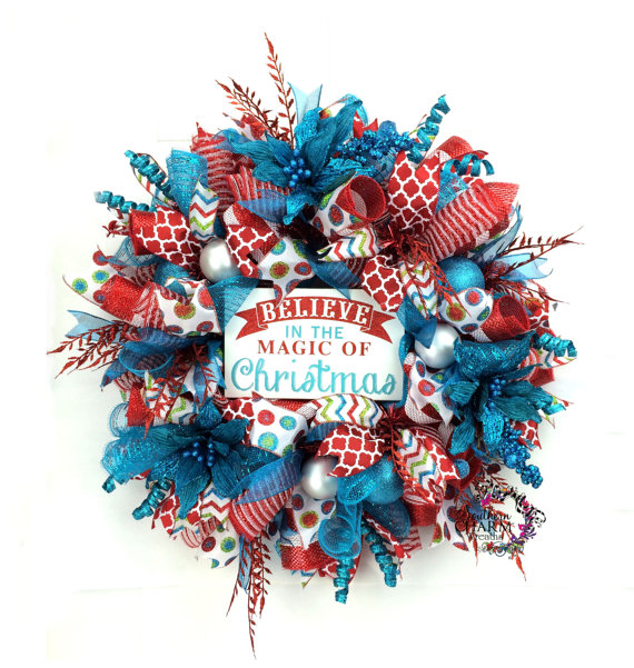 All Things Christmas Market Art and Home Decor - Southern Charm Wreaths
