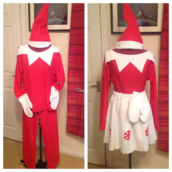 Best Christmas Halloween Costumes 4