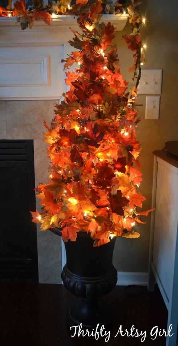 Best Fall Christmas Tree Ideas on All Things Christmas